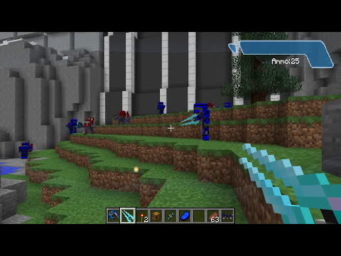 Minecraft Mods | MORPH HIDE AND SEEK - HALO MOD! (Spartans, Halo 4, Warthogs)