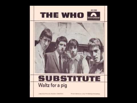 The Who - Substitute (with lyrics on description)