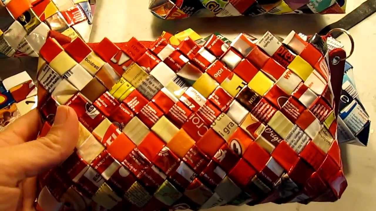 Borse Fatte A Mano Di Rafia : Le mie borse fatte a mano ndy wrapper bag all handmade
