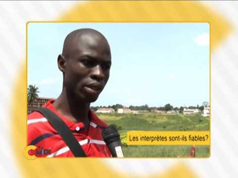 Micro Trottoir les interprètes sont ils fiables à C'Midi du 27 Avril 2015