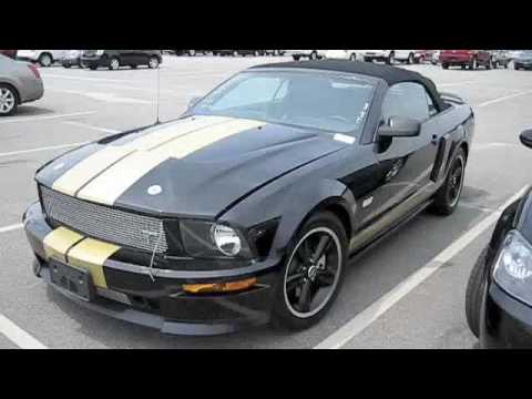 2007 Shelby Mustang GT Hertz Edition Start Up, Exhaust, and Full Tour Video