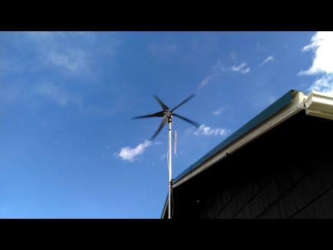 Thermodyne 1600W Wind Turbine Review