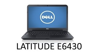 DELL LATITUDE E6430 i5 3320M REVIEW ESPAÑOL