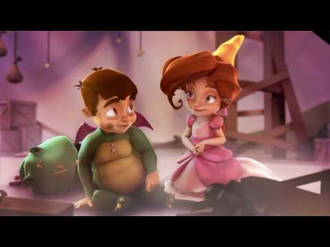 3D Short Animation - Forever Young