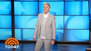 Ellen DeGeneres Opens Up About Alleged Sexual Abuse As A Teen   TODAY