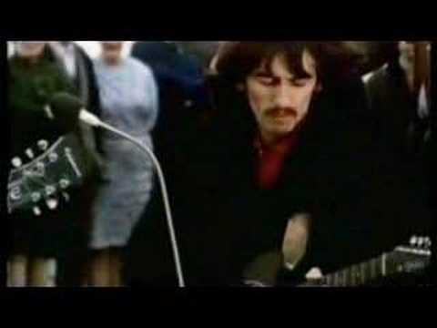 The Beatles Let It Be Film - Theatrical Version (7 Of 9)