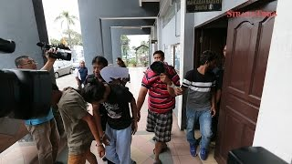 Wet market trader charged with murder of single mother