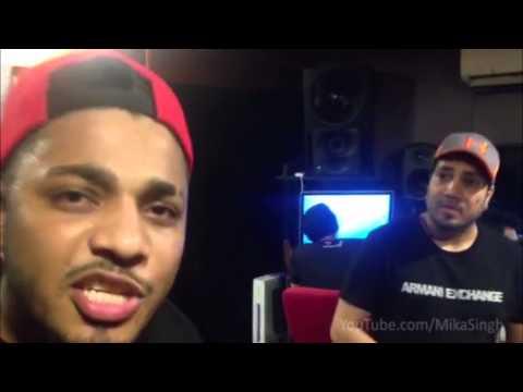 EXCLUSIVE   Mika Singh Rap Battle With Raftaar   YouTube.comMikaSingh...