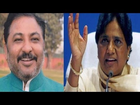 BJP's Dayashankar Singh Compares Mayawati to a Prostitute