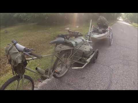 Bug Out Bike = Bug Out Bag = Bug Out Boat = EMP