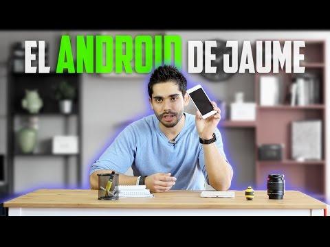 Todo sobre el Android de Jaume