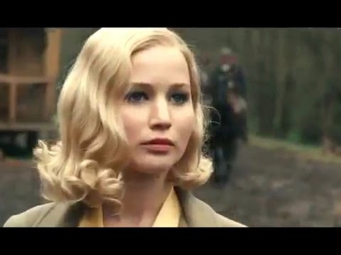 Serena Official TRAILER (2014) Jennifer Lawrence, Bradley Cooper Movie HD