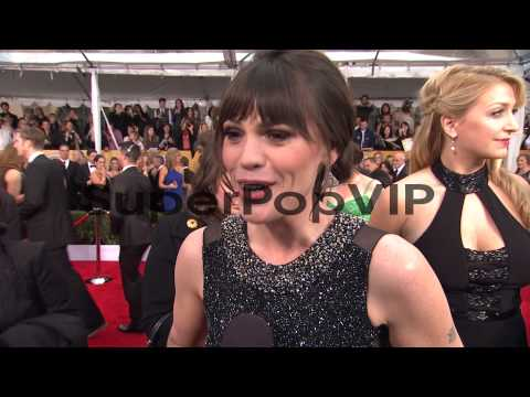 INTERVIEW - Clea DuVall on who designed her dress and how...