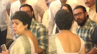 Aamir Khan Ex Wife Reena Totally IGNORES Him!