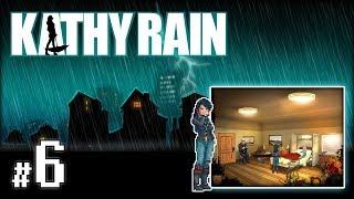 """KATHY RAIN #6 - Dzień III [1/x] - """"Pęcherz Jakubowy i Charles Wade"""""""