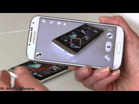 Samsung Galaxy S4 vs. HTC One Comparison Smackdown