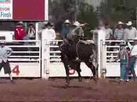 Gov Tour Finals 2007 - Clayton NM Bull Riding