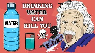 पानी पीने से जा सकती है जान ? DRINKING WATER CAN KILL YOU ? (Scientific Research) Water Facts Hindi