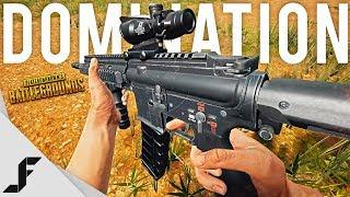 DOMINATION - PUBG Savage Gameplay ( Playerunknown's Battlegrounds )