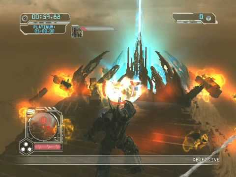 Transformers 2: Revenge of the Fallen Last Level Gameplay with Megatron