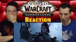 World of Warcraft Shadowlands - Cinematic Trailer Reaction / Review / Rating