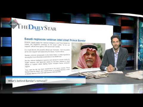 MidEast In Depth: What's behind Bandar Bin Sultan's removal?