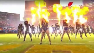 Beyoncé - Formation Live At The Super Bowl 50 Halftime Show 2016 - HD