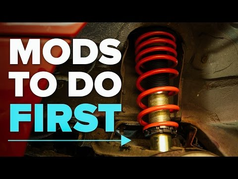 8 Mods You Should Do To Your Car First