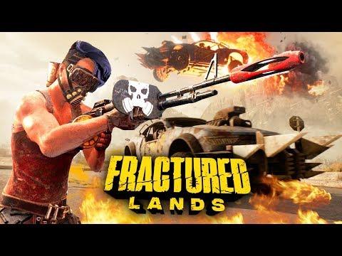 БЕЗУМНЫЙ МАКС НА ГОЛОДНЫХ ИГРАХ! ШИКАРНО! - Fractured Lands