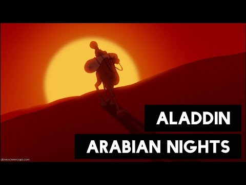 Aladdin - Arabian Night