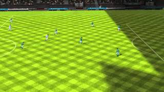 FIFA 14 Android - ASSE VS LOSC