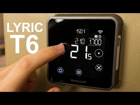 Honeywell Lyric T6 smart thermostat review