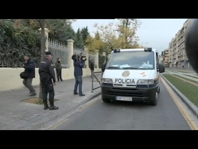 Spanish priests released on bail in paedophilia probe