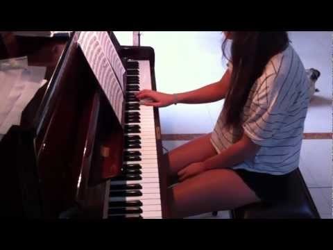 Me and my piano