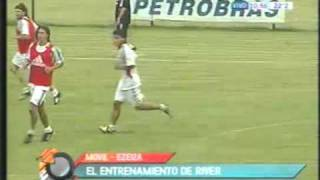 Matias Almeyda pelea con Mauro Diaz