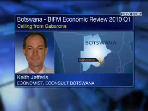 Keith Jefferis - Econsult Botswana