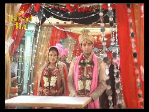 On location of TV serial Punarvivah   Rohan & Sheila get married...