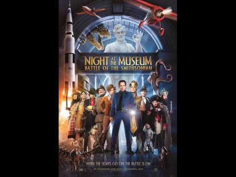 Bill Chase & the Movies Episode 11 A Night at the Museum: Battle of the Smithsonian