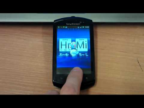 Sony Ericsson live with walkman WT19i update android 4.0.4 ICS