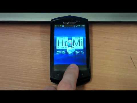 Как Войти В Recovery Sony Ericsson Live With Walkman Android 4.0