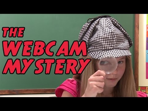 Webcam Mystery Part 2 - Odd Squad Interview