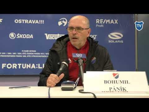 OHLASY / Bohumil Páník po Liberci (0:1)