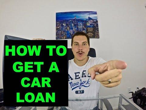 How to get a CAR LOAN?   How to get a car loan with BAD CREDIT?   How to get a car loan NO Credit