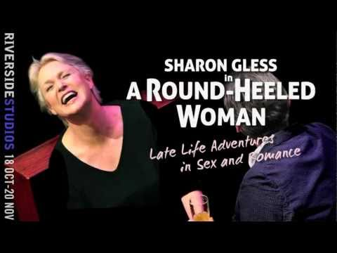 Sharon Gless in A Round Heeled Woman