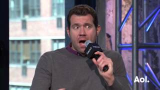 "Billy Eichner ""Billy On The Street"" Full Interview 