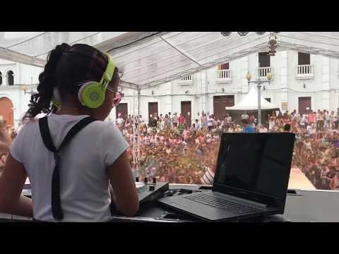 Fernanda Cardozo Dj (Audio en vivo ) Set Electrónica