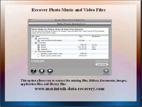 How to Mac Data Recovery