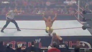 WWE Backlash 2009 highlights