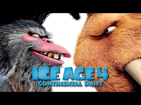 #1 Ice Age 4 Continental Drift Arctic Games - Bob Smashing - Video Game - Gameplay - Movie For Kids