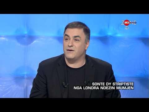 Zone E Lire - Xhoni & Poli Dy Striptistet Nga Londa - 8 Mars 2013 video